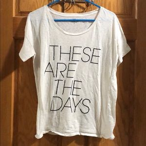 JCREW Collector Tee